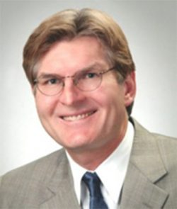 A portrait picture of Dr. Ichtertz