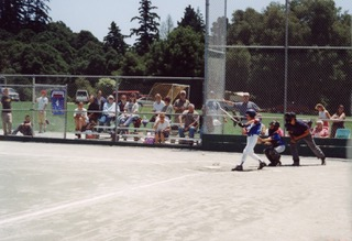 Sports for shoulder baseball
